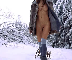 Outdoor animated GIF