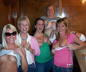 Category: flashing girls