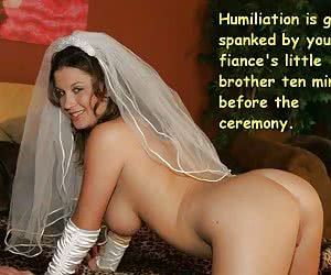 Category: naughty brides captions