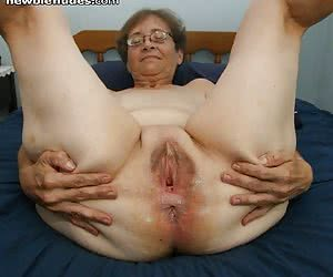 Category: wide opened female